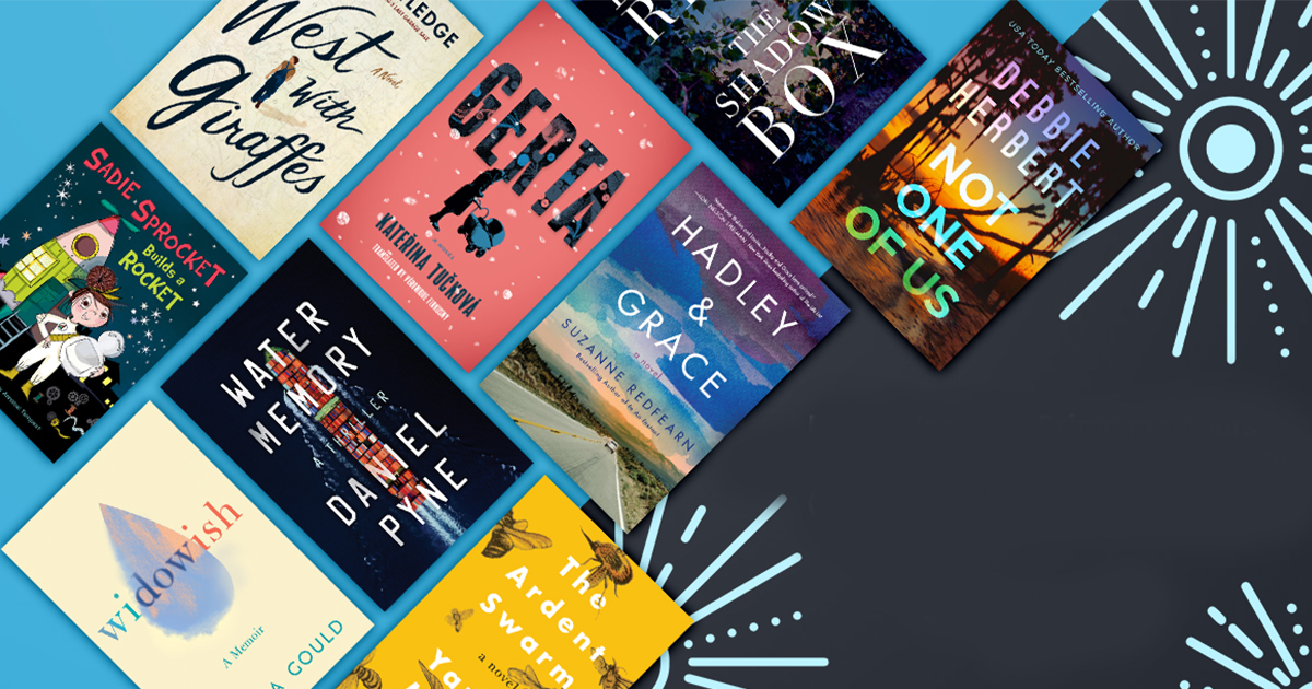 Our picks from this month's Amazon First Reads selections
