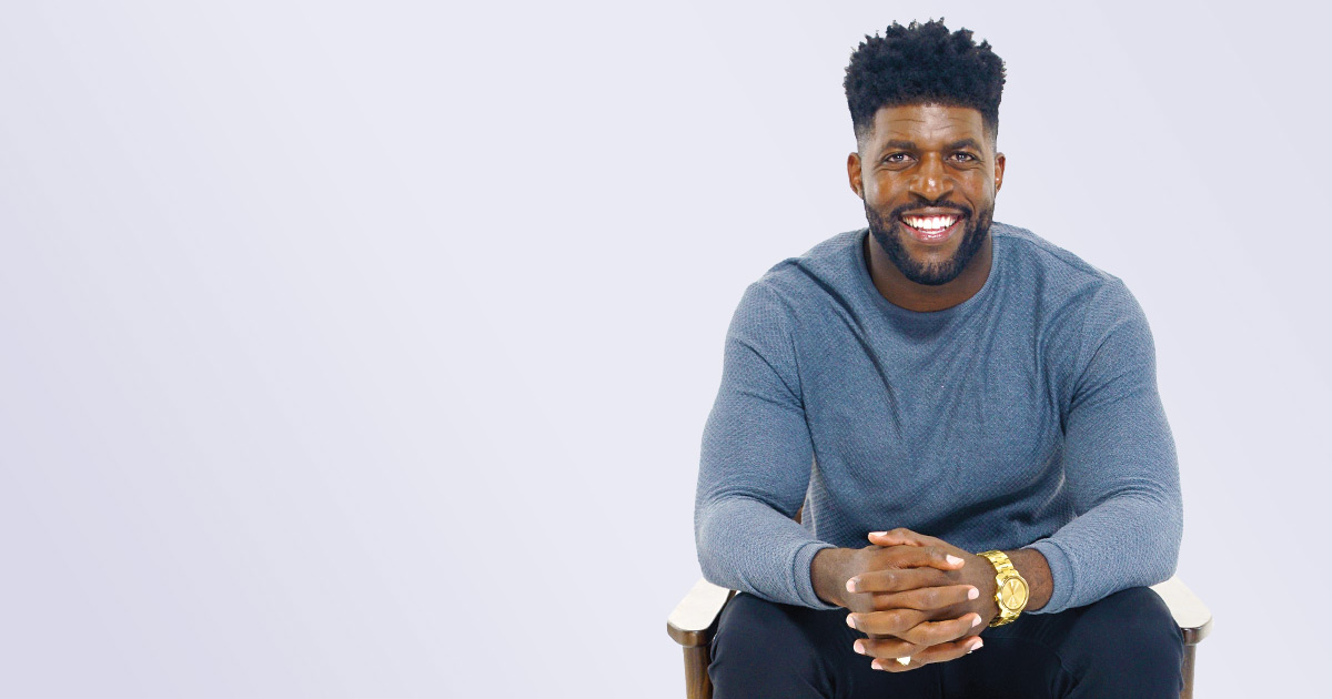 Emmanuel Acho and 'Uncomfortable Conversations with a Black Man'