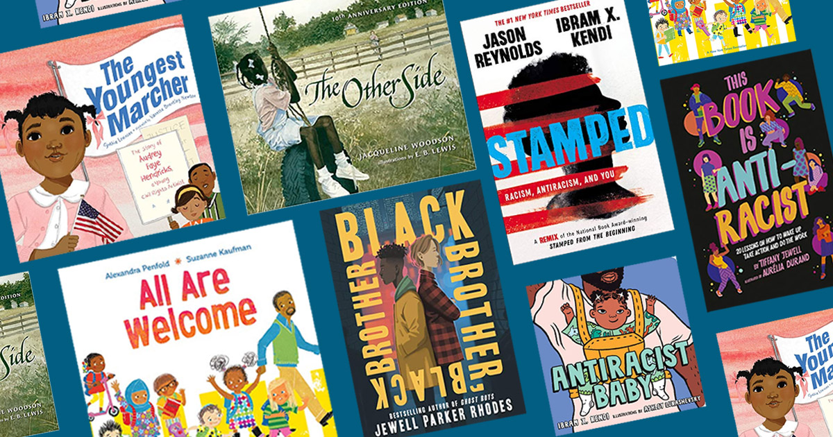 Books for kids to celebrate diversity and inspire change