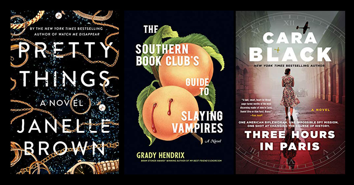 The best mysteries and thrillers of April