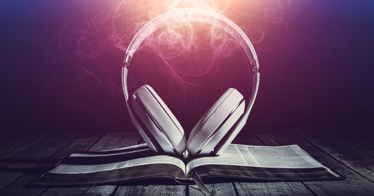 Escape into an audio book this summer