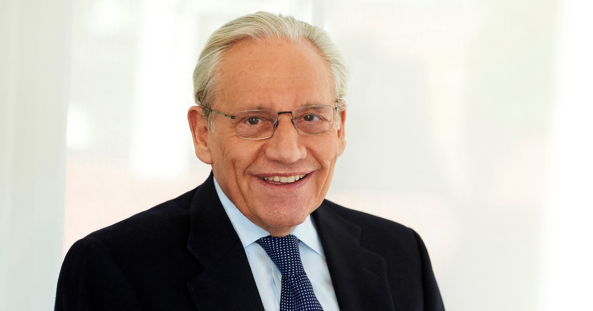 Bob Woodward's favorite reads of 2020