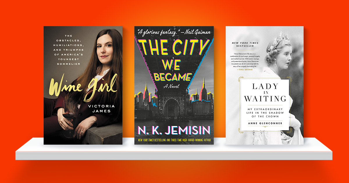 Amazon's best books of March: Today's releases