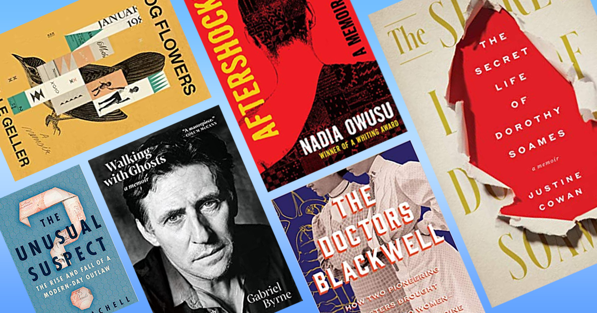 The best biographies and memoirs of January