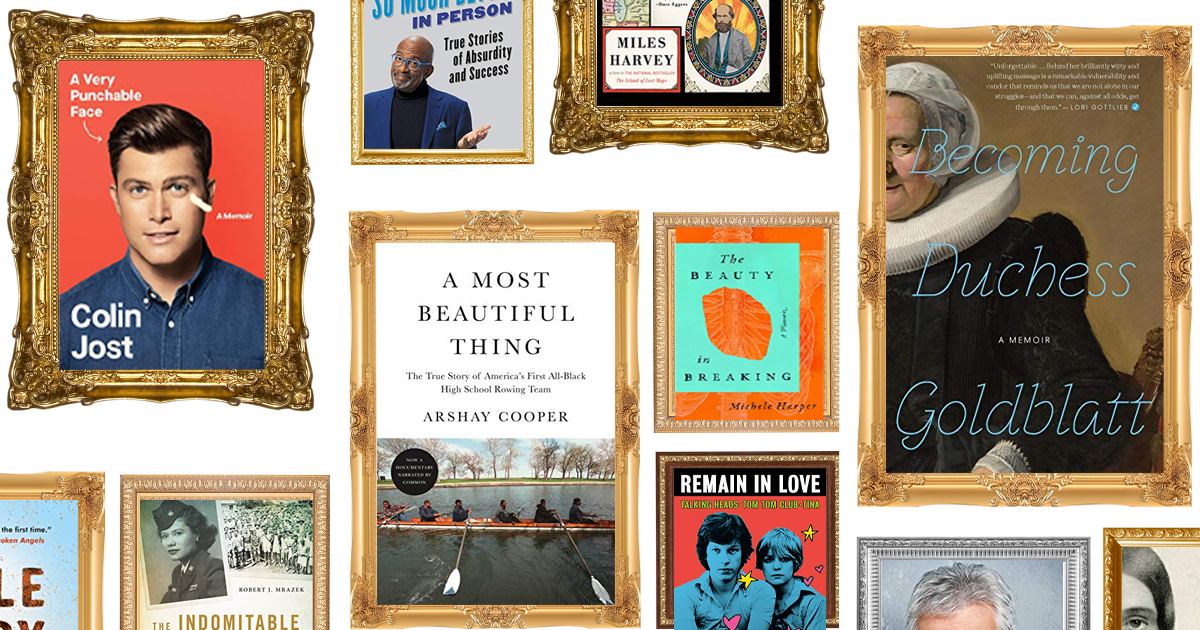 The best biographies and memoirs of July
