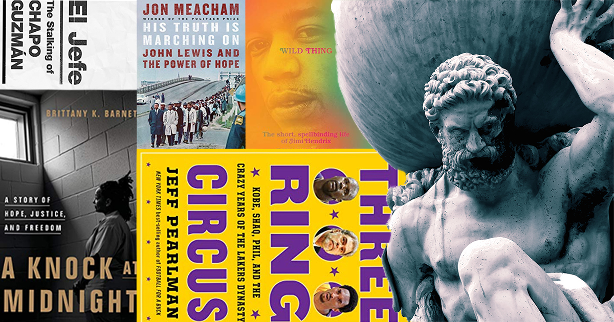 The best biographies and memoirs of the month
