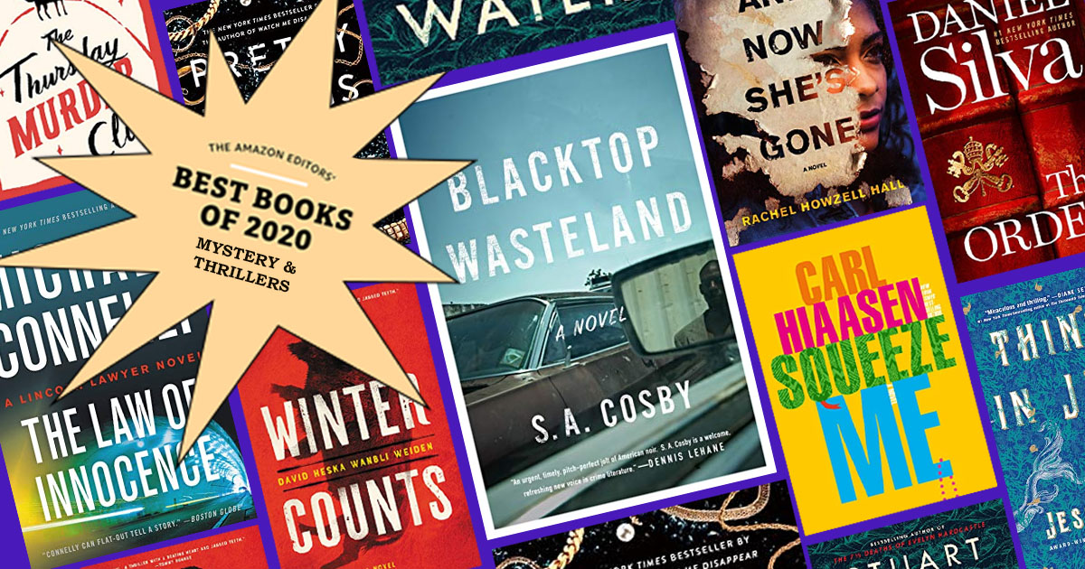 The best mysteries and thrillers of 2020