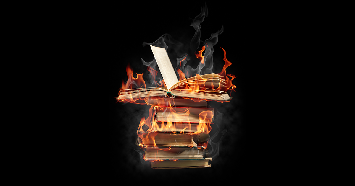 Celebrating the freedom to  read: Banned Books Week