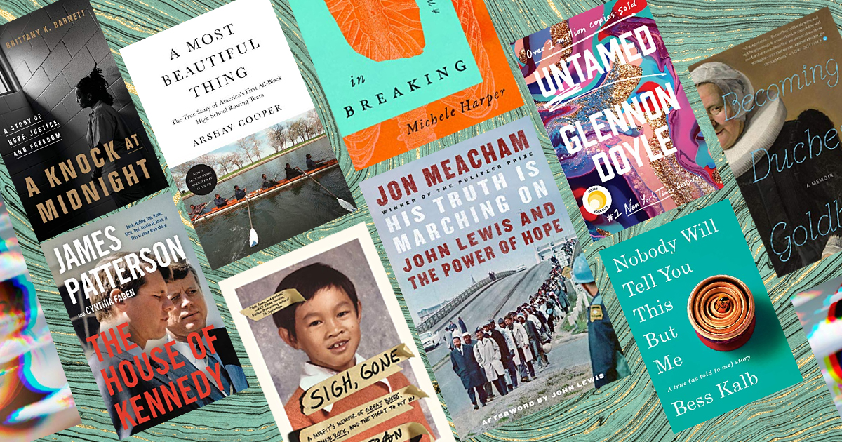 Biographies & memoirs: Our editors' recent favorites