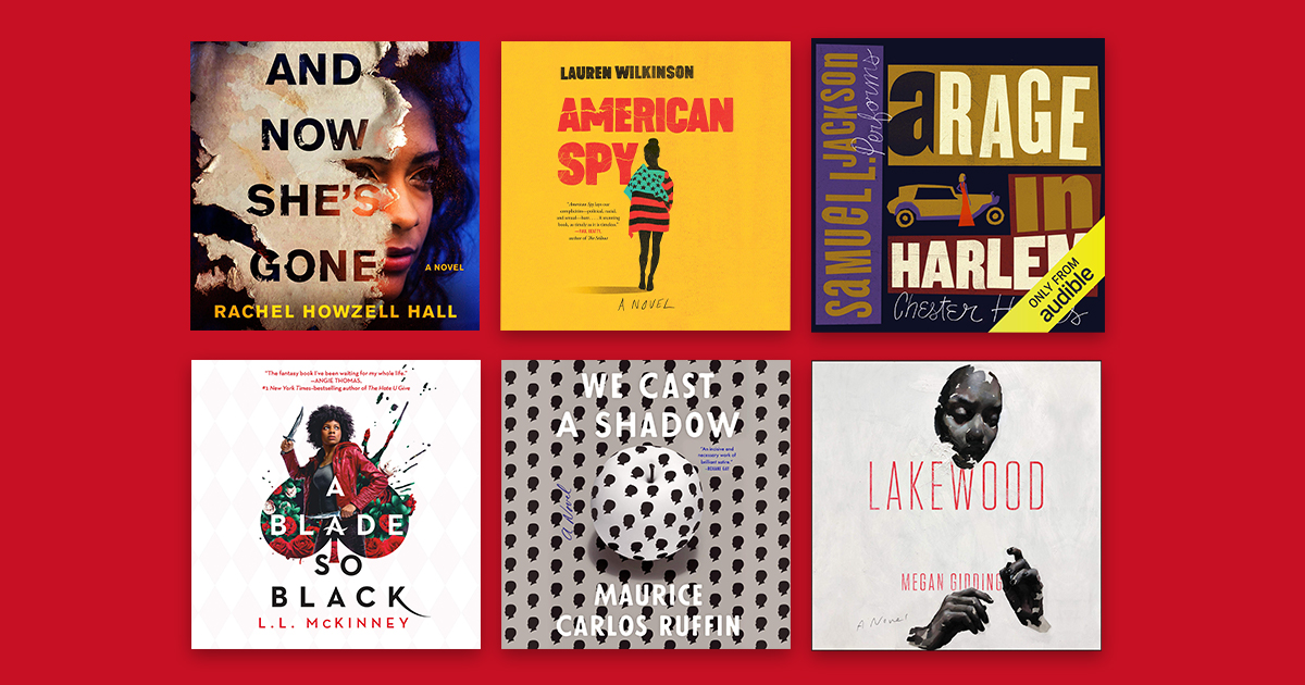 10 great listens by Black authors in mystery & thriller