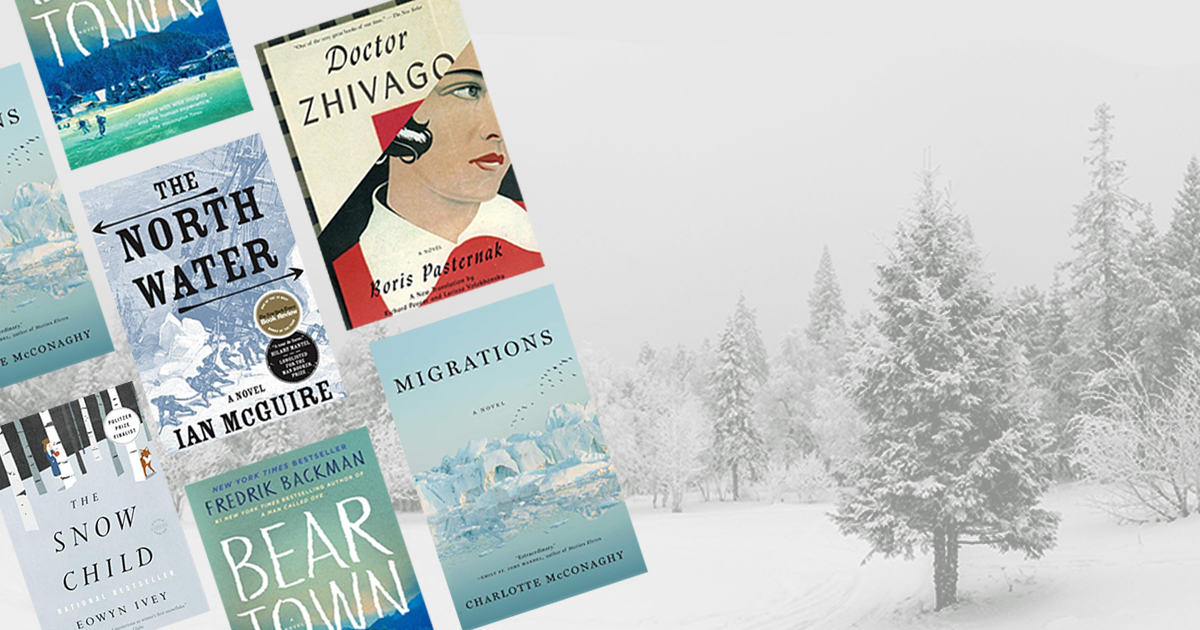 Hot? These novels will cool you off