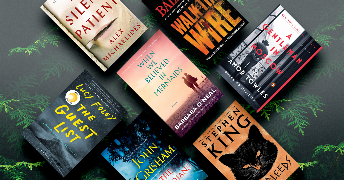 Most Read thrillers of 2020, according to Amazon Charts