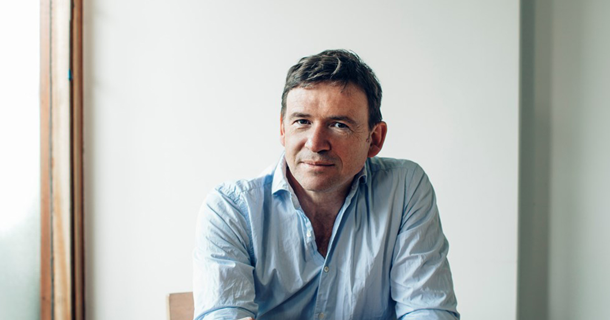 """David Nicholls, author of Sweet Sorrow, doesn't believe in """"the one who got away"""""""