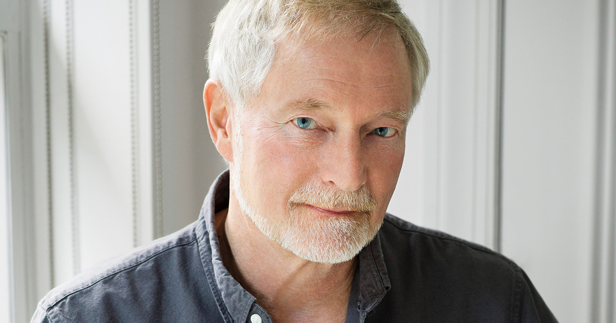 Erik Larson, photo Credit Nina Subin
