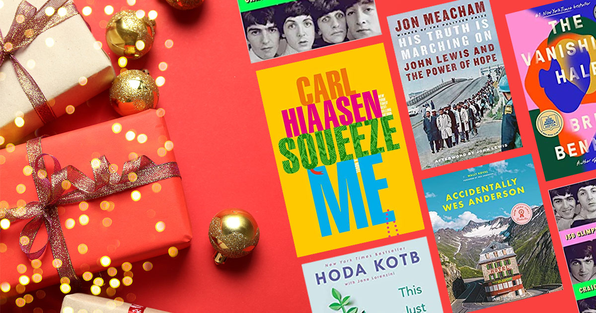 Books to give this holiday season