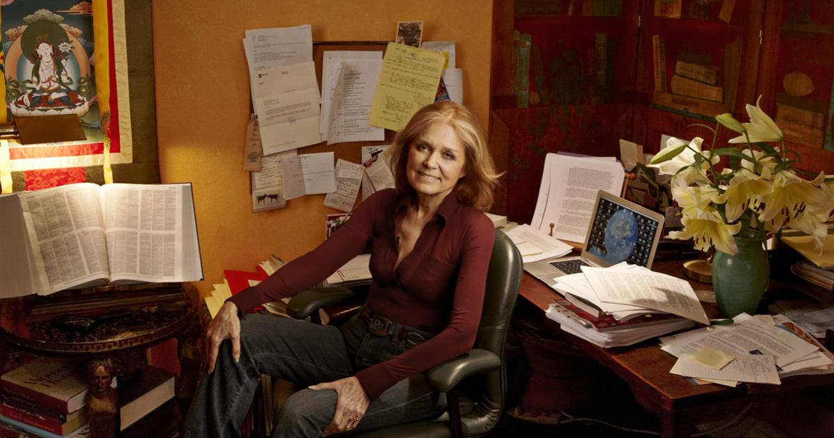 Celebrity Picks: Gloria Steinem