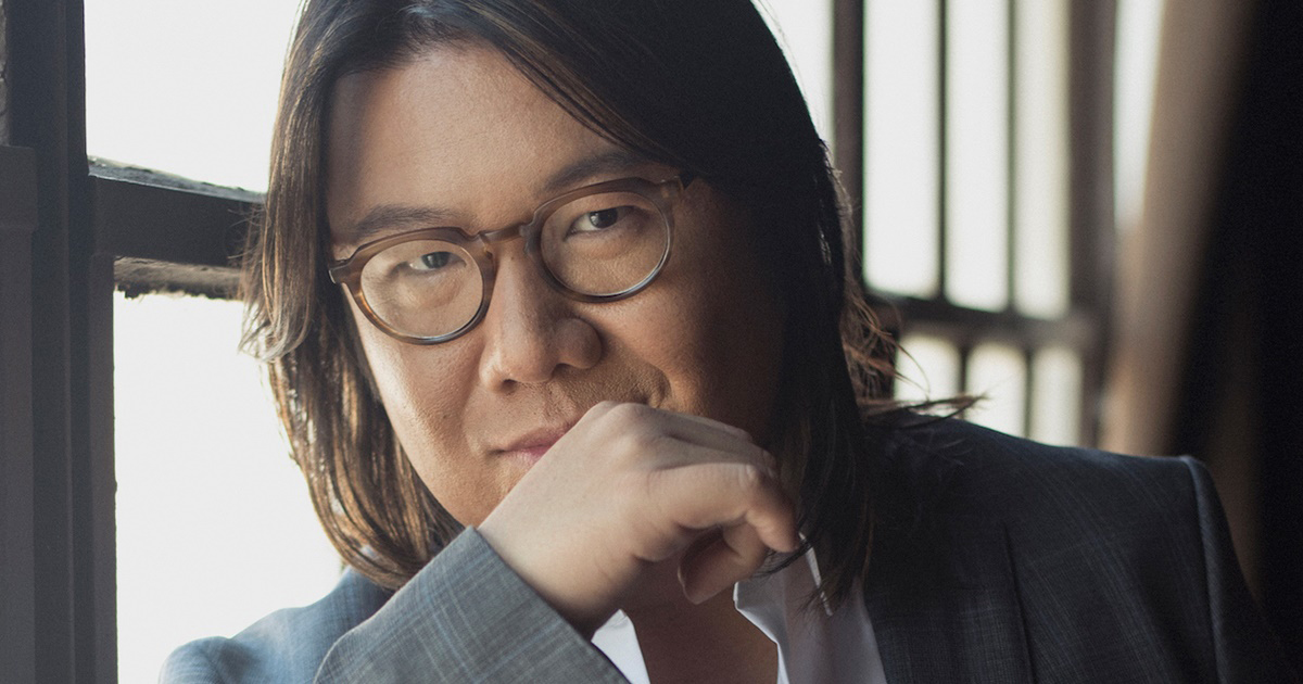 Kevin Kwan's 2020 summer reads