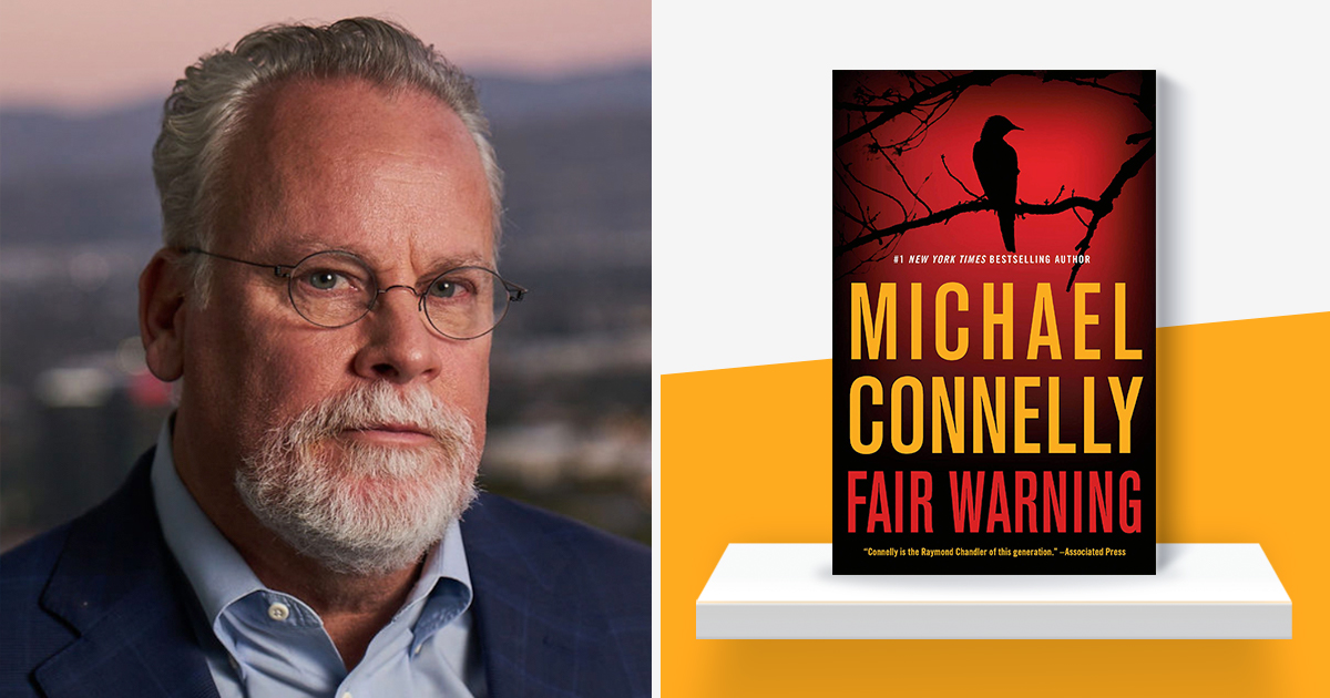 Michael Connelly on his new novel,