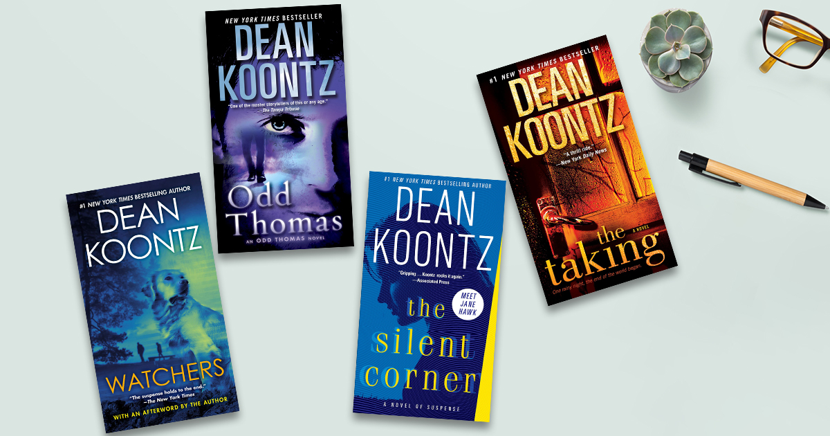 If you loved Dean Koontz'
