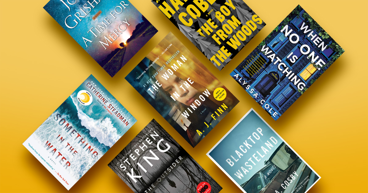 Mystery & thrillers: Our editors' recent favorites