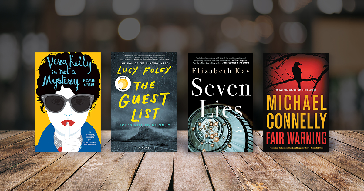The best mysteries and thrillers of June
