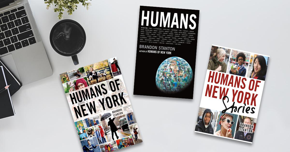 Humans of New York's Brandon Stanton on new book,