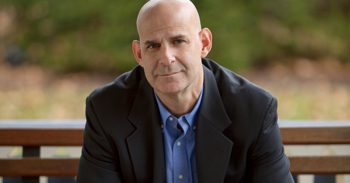Harlan Coben talks about