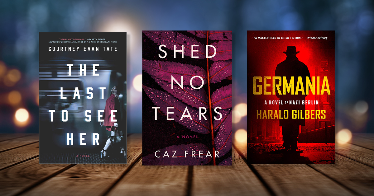 The best mysteries and thrillers of December