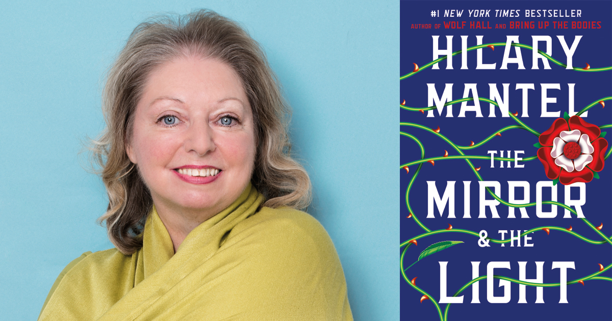 An interview with Hilary Mantel about the last book in the Wolf Hall trilogy,