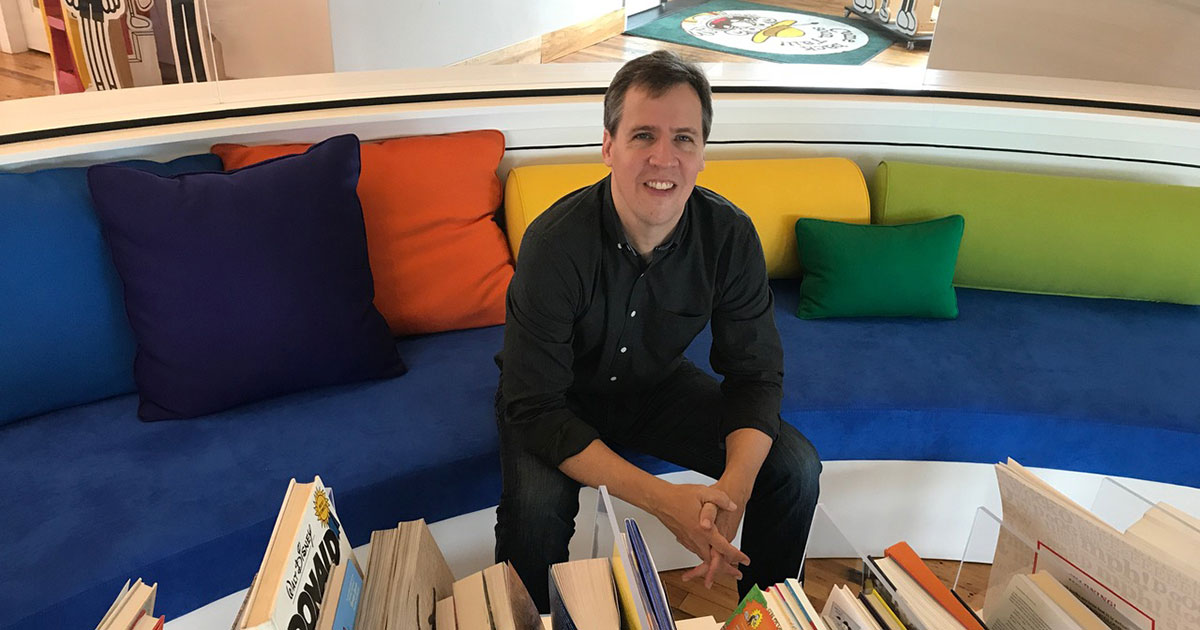 Jeff Kinney's favorite reads of 2020