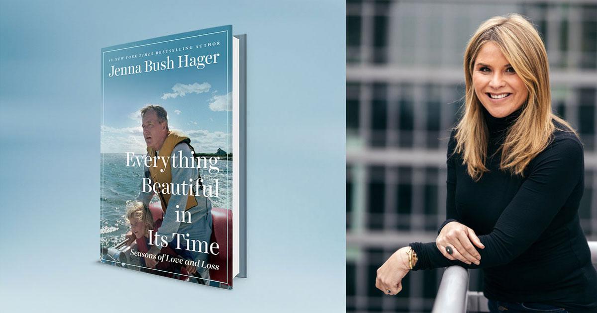 Jenna Bush Hager's favorite reads of 2020