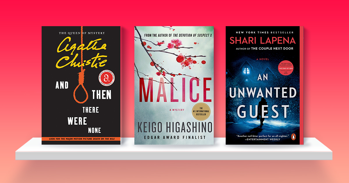 Mysteries to read after you watch