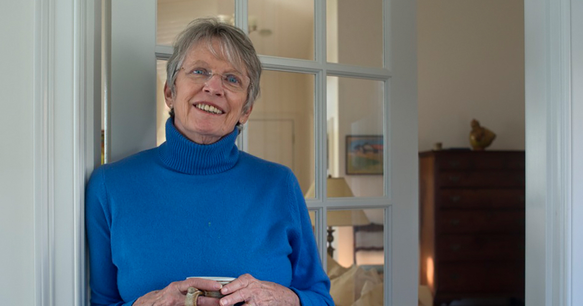 Lois Lowry's 2020 summer reads