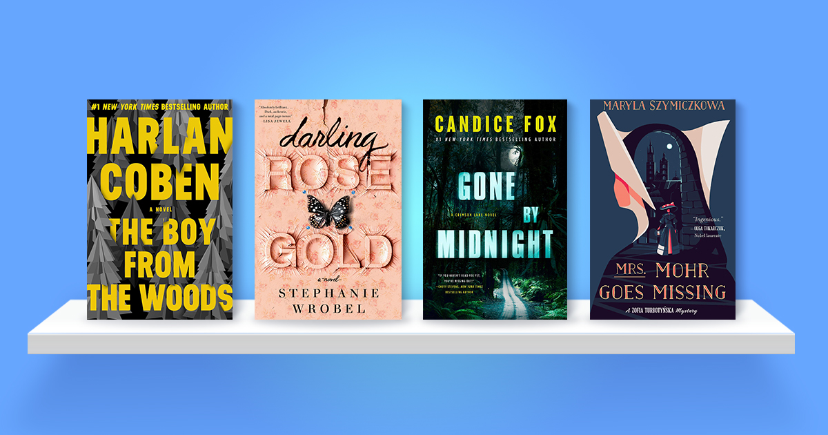 The best mysteries and thrillers of March