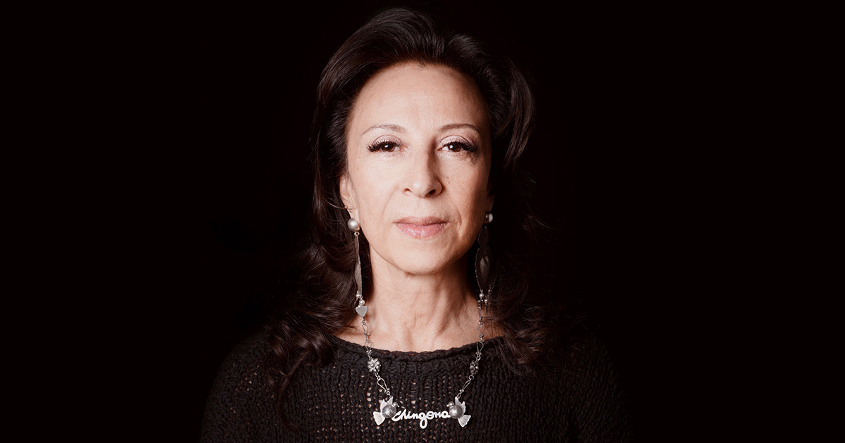 Maria Hinojosa on her memoir, 'Once I Was You'