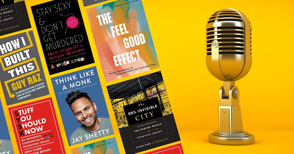 Your favorite podcast is now a book!