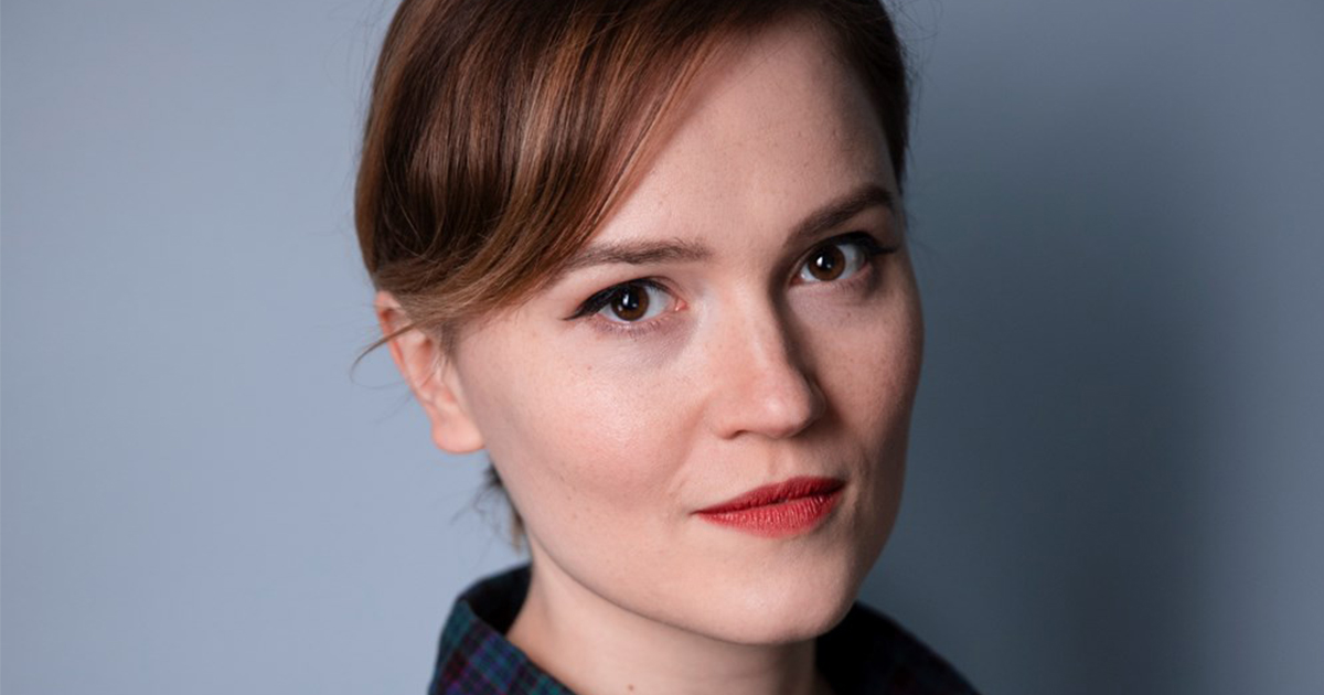 Best-selling author Veronica Roth