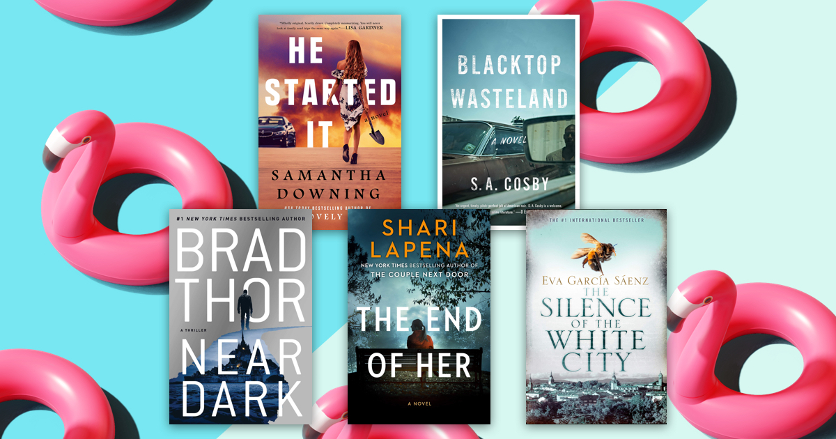 Summer reading: 5 mysteries and thrillers