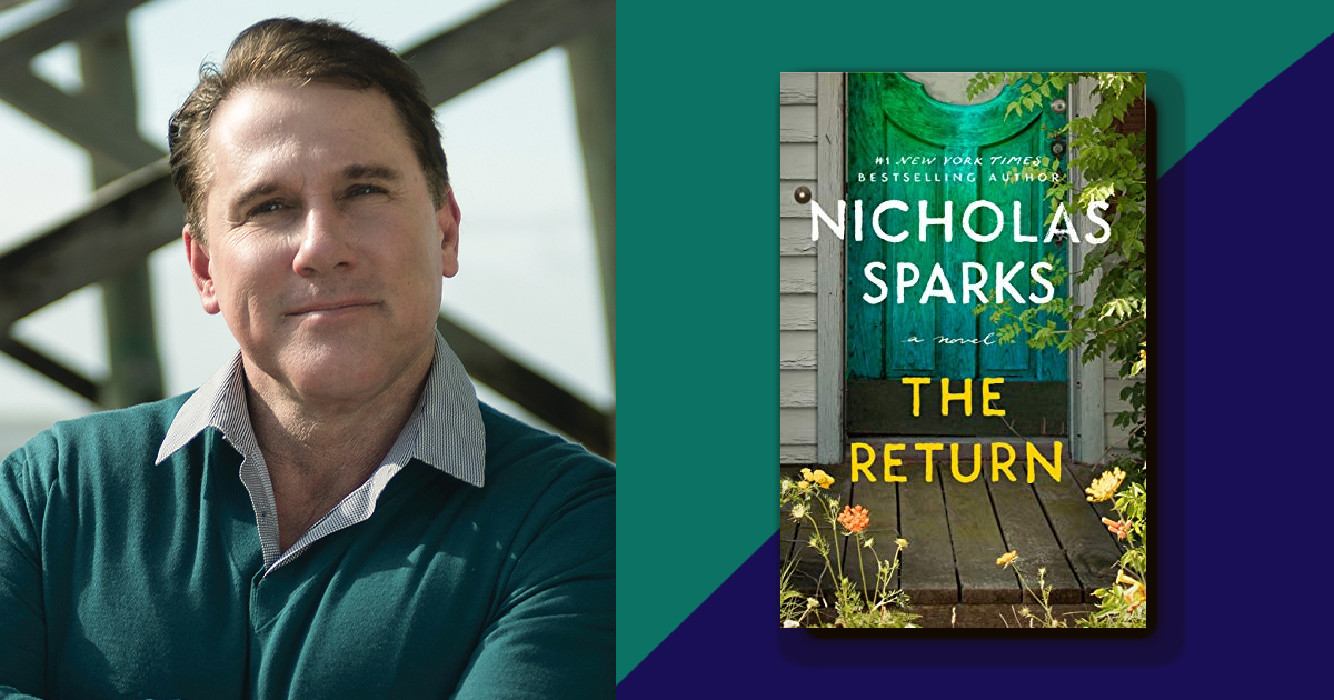 Nicholas Sparks' favorite recent reads