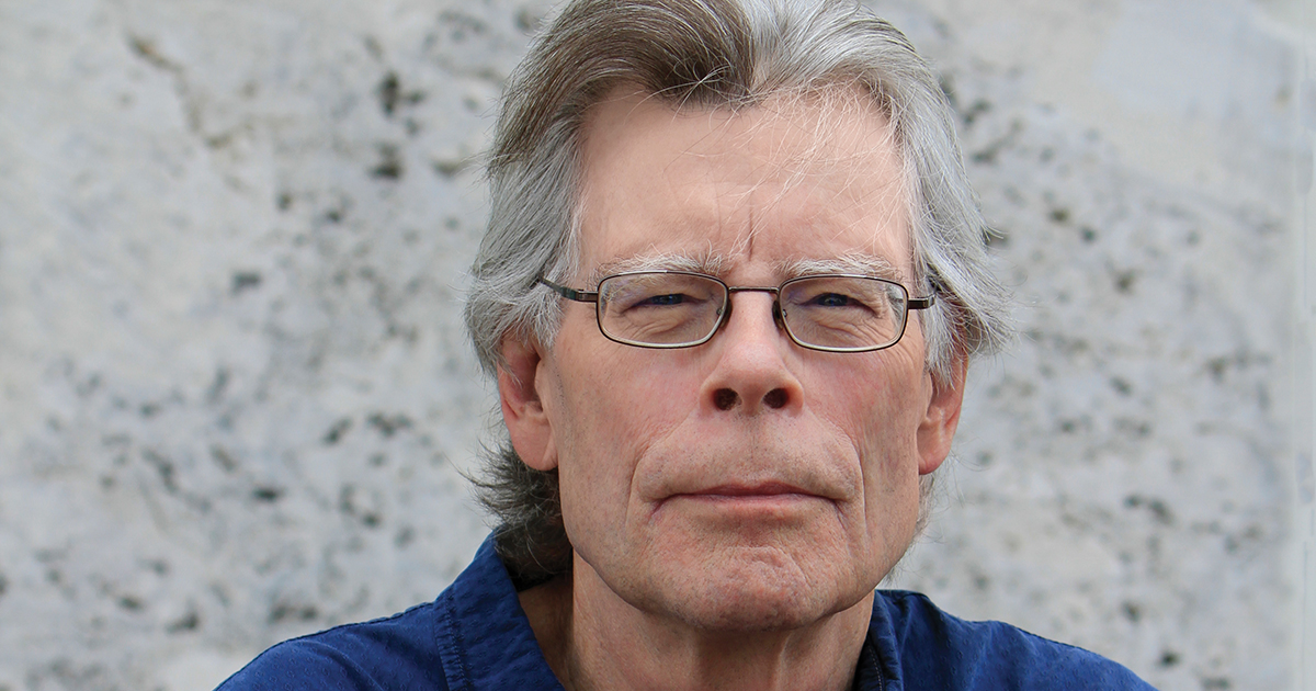 Stephen King's favorite reads of 2020