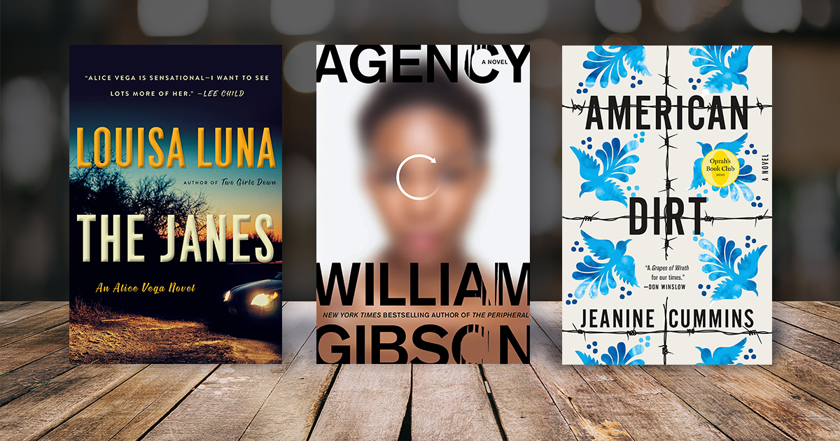 Amazon's best books of January: Today's releases