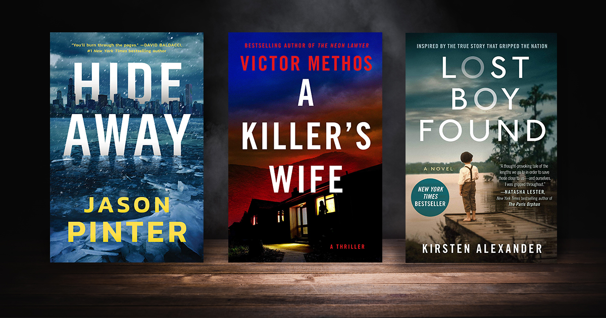 Best mysteries and thrillers in paperback in March