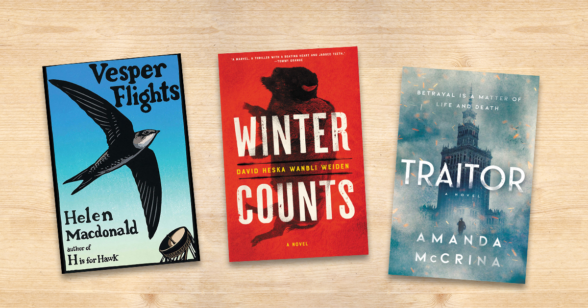 Amazon's best books of August: This week's releases