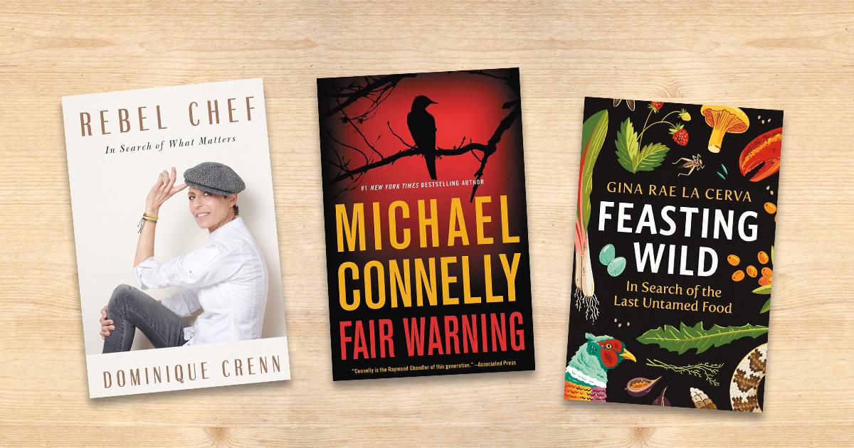 Amazon's best books of June