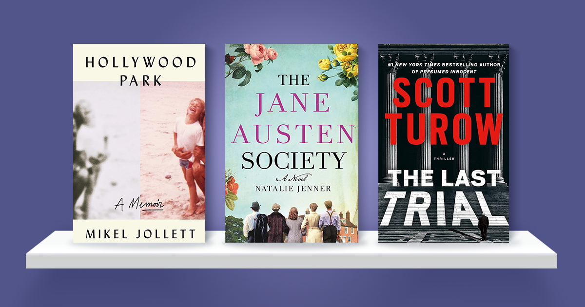 Amazon's best books of May