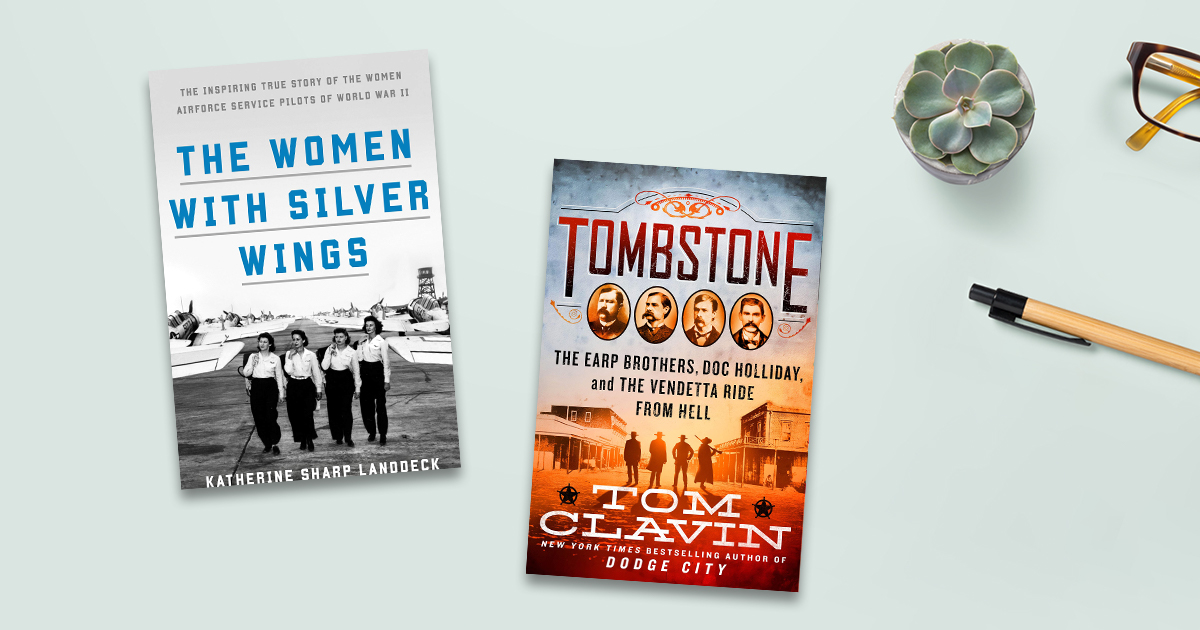 The best history books of April