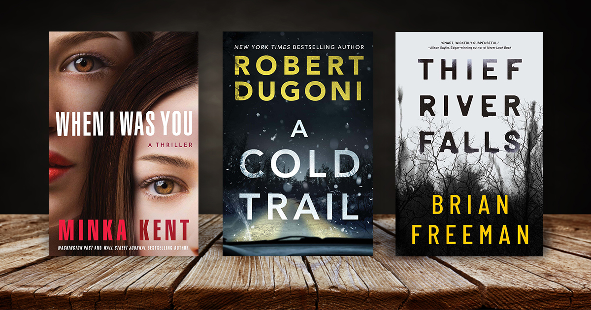 New in paperback: mysteries and thrillers releasing in February