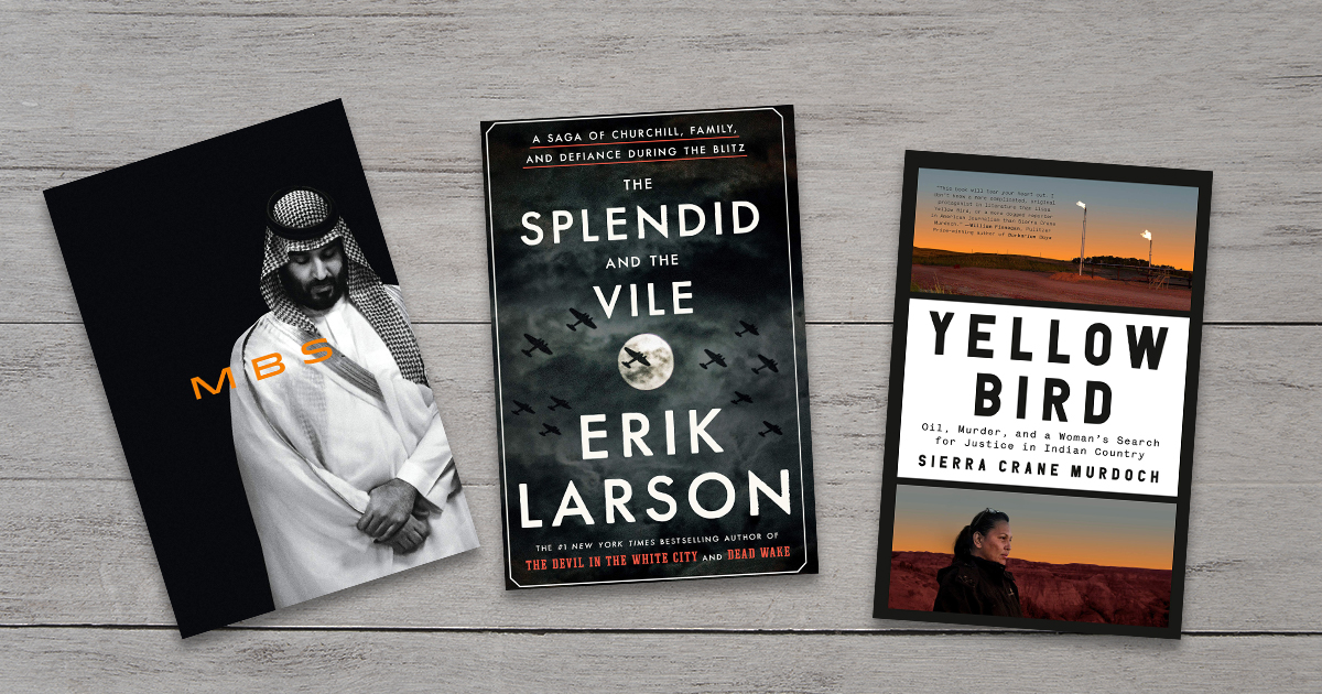 The best history books of March