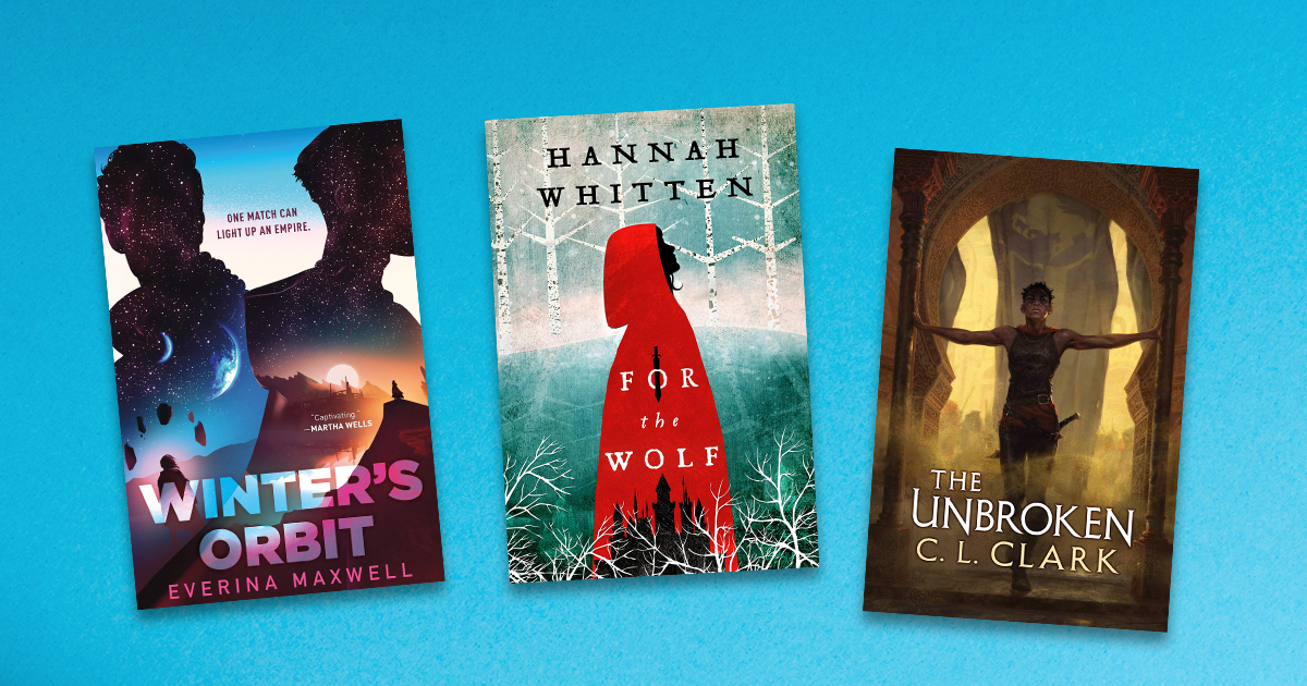 New sci-fi & fantasy authors who will wow us in 2021
