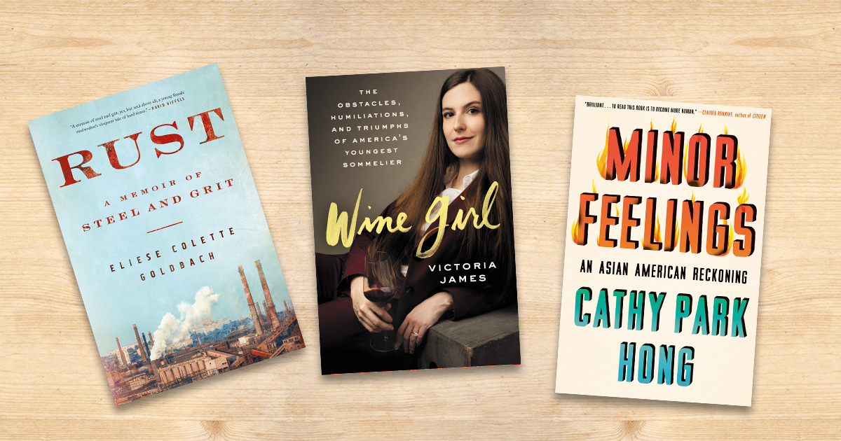 Best biographies and memoirs of March